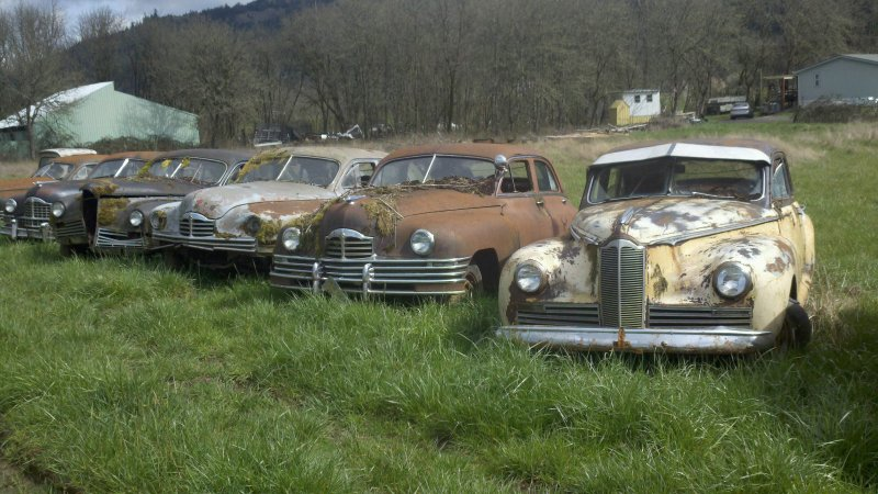 Packard parts